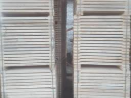 Pallet harvesting