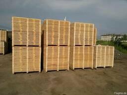Паллетная заготовка 600 метров кубических продам.