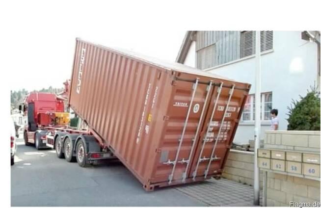 Перевозка личных вещей из Германии в Россию при переезде на