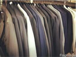 Пиджаки мужские классические костюмные Миксы Сток опт
