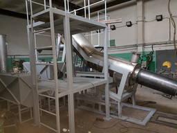 Пиролизная установка для экологической переработки пластиковых отходов и вторичного сырья