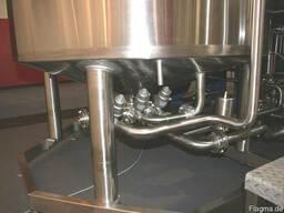 Пивоварня ( мини пивзавод) 10 гектолитров, из Германии - фото 2