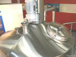Пивоварня ( мини пивзавод) 10 гектолитров, из Германии - фото 4