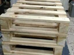 Поддон,паллет деревянный новые 600х800,800x1200
