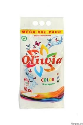 Порошок для стирки Oliwia Color 10kg