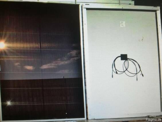 Предложение использованных солнечных батареи