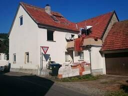 Продам дом в Германии в Баварии . 60 км от Вюрцбурга