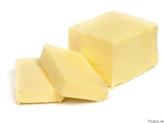 Продам на экспорт масло сладко сливочное Крестьянское ГОСТ 7