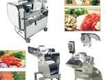 Промышленное оборудование для мойки и резки овощей - фото 1