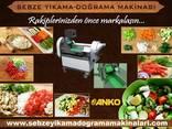 Промышленное оборудование для мойки и резки овощей - photo 3