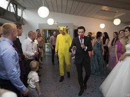 Проведение свадебного вечера - фото 4