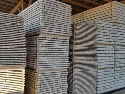 Sawn timber of pine