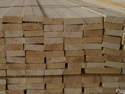 Schnittholz. Brett, Holz. Luftfeuchtigkeit 14-16%. - photo 2