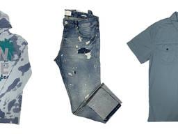 Scotch & Soda микс мужская одежда лето, оптом
