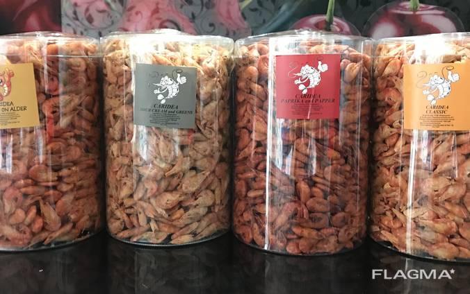 Shimp dried сушенная креветка