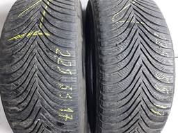 Шины Reifen 225 55 R 17 Michelin Winter