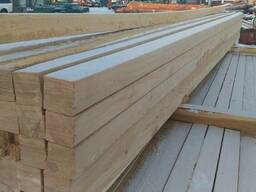 Sibirisches Lärchenholz 90*90 / beam Siberian larch