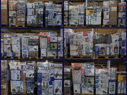 Сток бытовой техники оптом из Германии микс