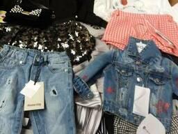 Сток, детская одежда