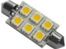 Светодиодные лампочки для автомобилей - фото 2