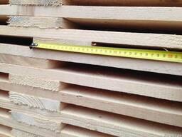 Trockenes Palettenschnittholz 22x143x1200;22x98x1200;