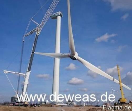 Ветрогенераторы от 100 кВт