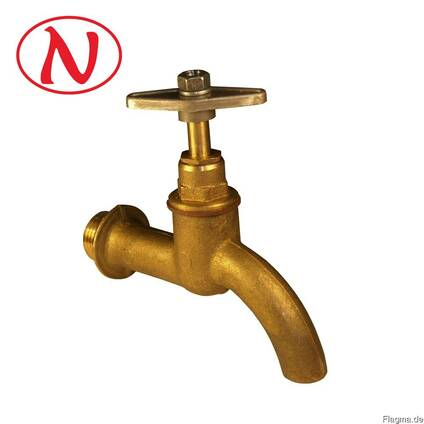 Vintage Brass Faucet /C
