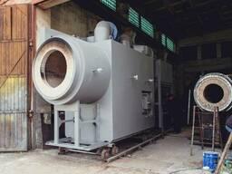 Wärmeerzeuger Festbrennstoff 10 MW. von 0,5 bis 20 MW.