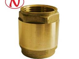 Water return valve 1/2 (brass float) (0,075) / HS - фото 4