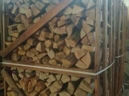 Wir liefern Brennholz