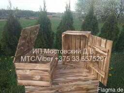 Ящик деревянный Holzkiste