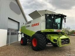 Зерноуборочный комбайн Claas Lexion 600, Германия