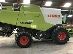 Зерноуборочный комбайн Claas Lexion 760, Германия
