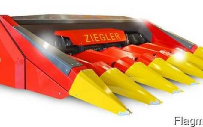 Жатка для уборки кукурузы Ziegler CC6S