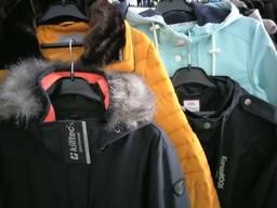 Женская одежда сток оптом Куртки толстовки пулловеры Оптовые пакеты с DHL склад Европе